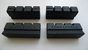 Vintage-NOS-Campagnolo-Super-Record-brake-pads-new-mint-set-of-4