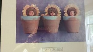 Anne Geddes Sunflower Picture Kawartha Lakes Peterborough Area image 2