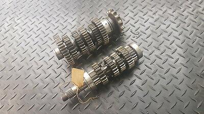 97 07 <em>YAMAHA</em> YZF600 THUNDERCAT YZF600R 600 TRANSMISSION GEARBOX GEARS