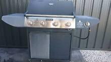 Jumbuck 4 burner hooded BBQ Rostrevor Campbelltown Area Preview