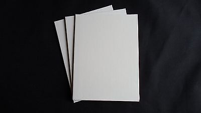 3-PACK CANVAS PANELS 8 X 10 BOARDS ~ FREE SHIPPING! (Canvas Boards)