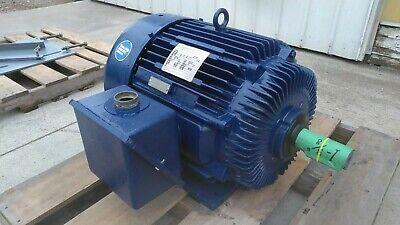 Marathon 75 Hp 3 Phase 208-230 460 Volt Electric Motor 1775 Rpm 365t Frame