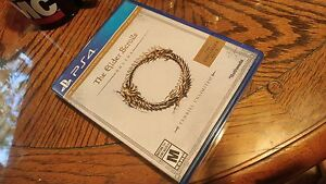 The Elder Scrolls Online (PS4) Cambridge Kitchener Area image 1