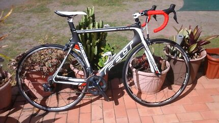 2011 FELT AR1 CARBON ROAD BIKE with di2. SIZE 56 Cronulla Sutherland Area Preview