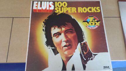 Elvis 100 super rocks records Golden Beach Caloundra Area Preview