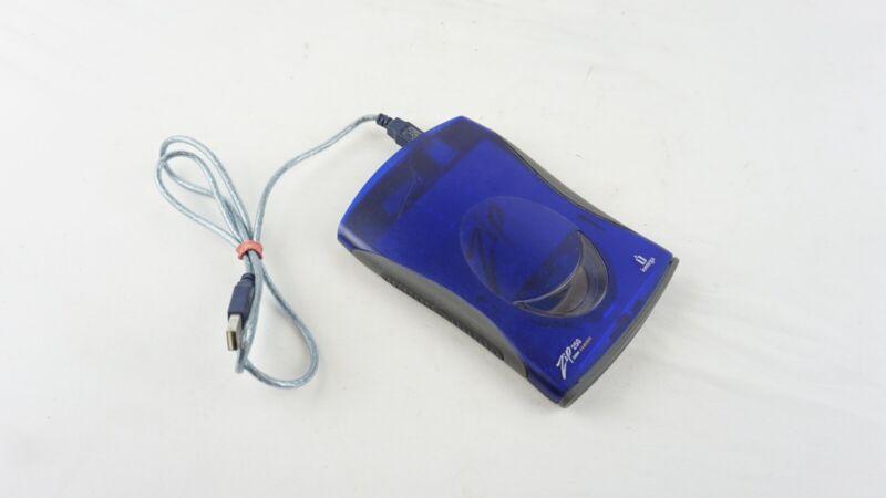 iOmega Z250USBPCMBP 250 USB Zip Drive w/ USB Cable f5