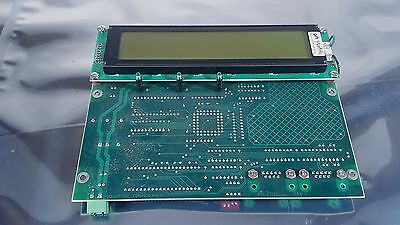 Whedco Hmi Display 70005757db Ps1502 Pcb Parker Majestic