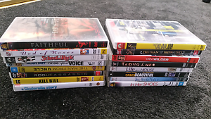 Dvd movies  $1 each Redwood Park Tea Tree Gully Area Preview