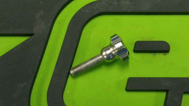 ECLIPSE Feedneck SS THUMBWHEEL screw (Gen2). Fits EGO, ETEK, GEO, ETHA, EMEK.