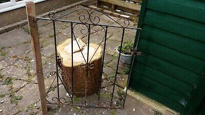 Garden Gate METAL. Approx 2.5 feet by 3 feet.