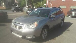 2011 Subaru Outback Wagon  No Accident History, runs well