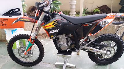 Ktm 530 as new suit new buyers only 30 genuine  hours  Hillarys Joondalup Area Preview