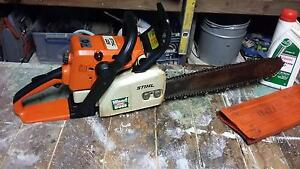 Chain Saw Stihl 025 Wood Boss Caboolture Caboolture Area Preview