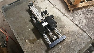 Parker Actuator Guide, HBT15-07A1CT-B, 150 PSI, Cylinder 1.52MA07.0-A1C, Used