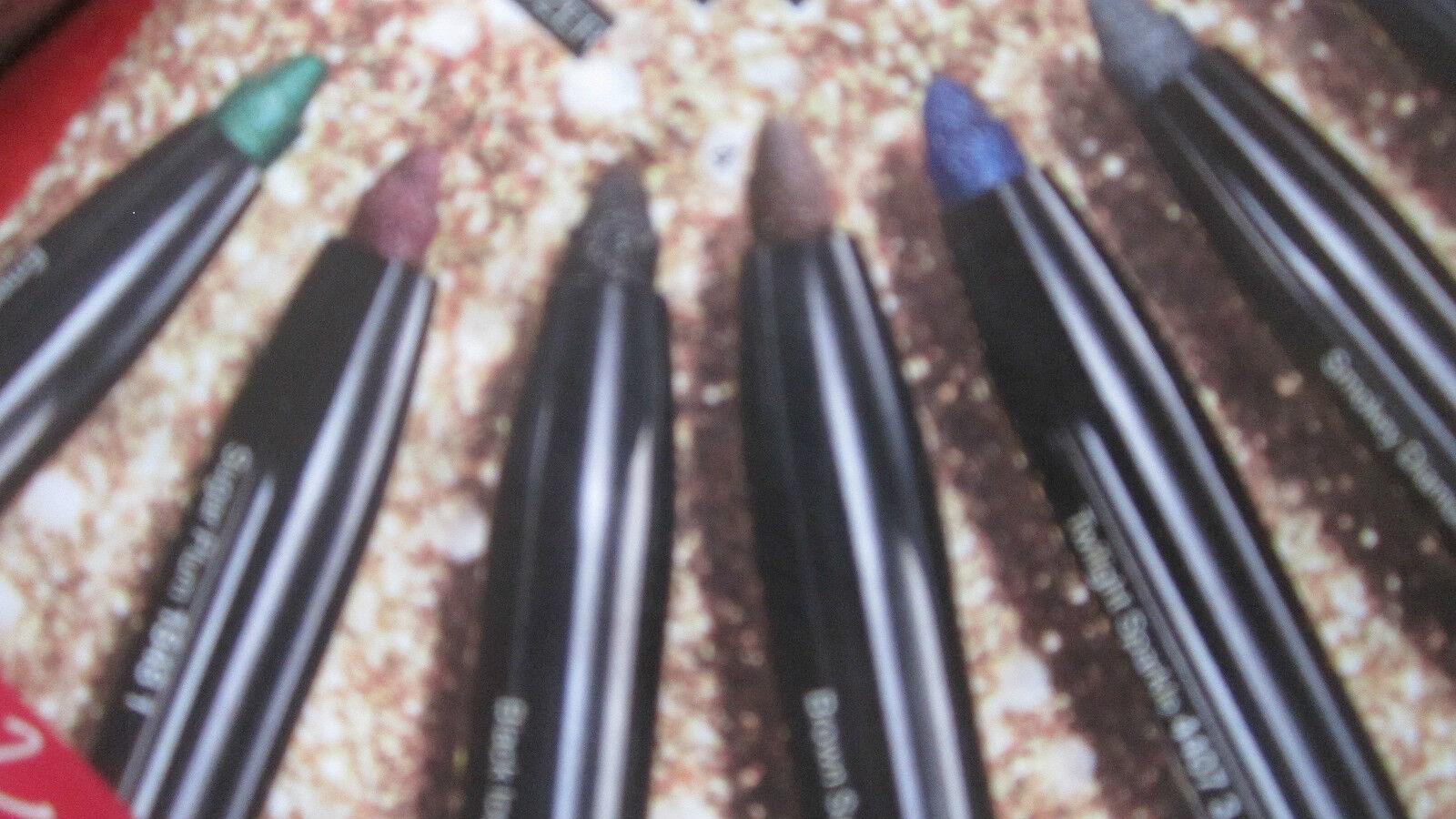 Avon Glimmerstick diamonds Eyeliner + mark. Skinny precision Kajal FARBWAHL