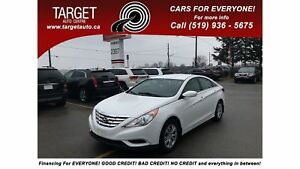 2013 Hyundai Sonata GL ONE OWNER NO ACCIDENTS!