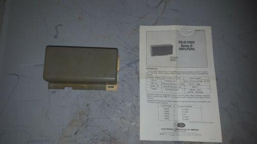 Fireye Autocheck-Infrared Amplifier, 72DIR1