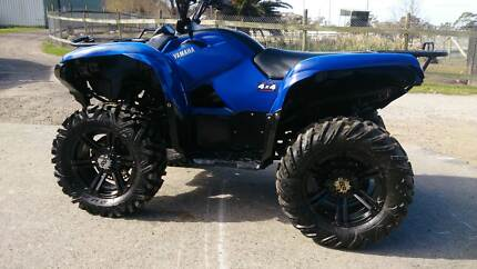 YAMAHA GRIZZLY 550 FI 4WD - YFM5FGYB - 2009 Helensburgh Wollongong Area Preview