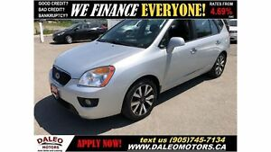 2012 Kia Rondo EX 7-Seater| LEATHER| SUNROOF| HEATED SEATS