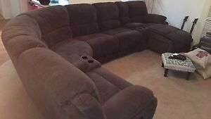 6 seater modular lounge Glenfield Park Wagga Wagga City Preview