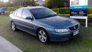 HOLDEN VZ LUMINA AUTO..ONLY 160K..FULL SERVICE HISTORY Beenleigh Logan Area Preview