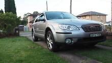 2008 Subaru Outback Wagon Mount Pritchard Fairfield Area Preview