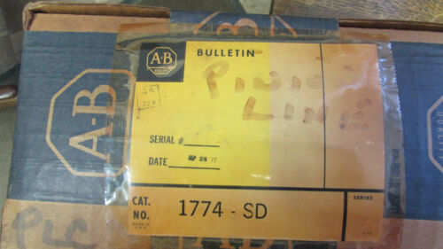 Allen Bradley 1774-SD Remote I/O Distribution Panel NIB