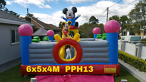 Jumping castle hire Chester Hill Bankstown Area Preview