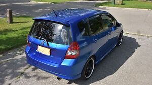 2007 Honda FiT Sport **Low Km's!!**