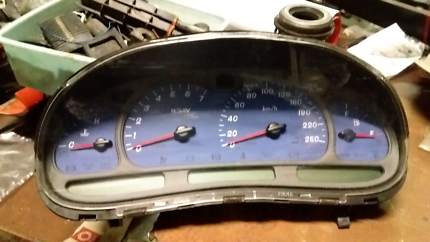 Holden VX Clubsport  Instrument Cluster Collector Yass Valley Preview