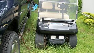CLUB CAR Golf Cart-Electric