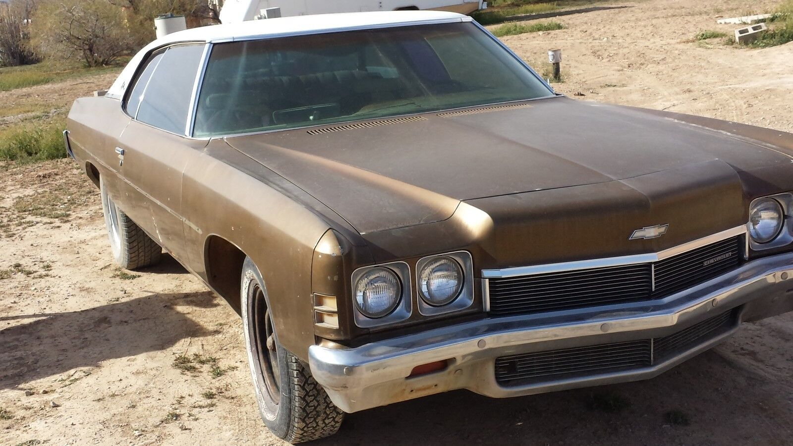 1972 chevy impala used chevrolet impala for sale in pahrump nevada. Black Bedroom Furniture Sets. Home Design Ideas