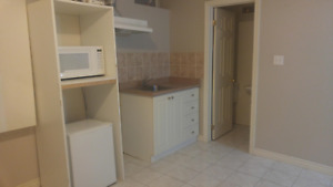 Available-All Inclusive Bachelor Apt. Markham McCowan/14th Av
