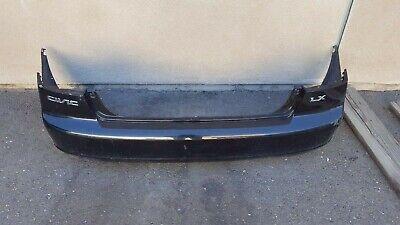 HONDA OEM 01-05 Civic Rear Bumper-Bumper Cover Cap 71503S5A000