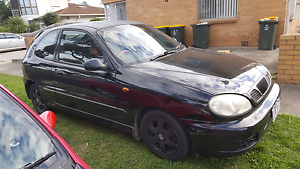 2001 Daewoo lanos sports South Kingsville Hobsons Bay Area Preview