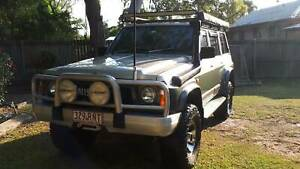 1992 Nissan Patrol Ti Manual SUV