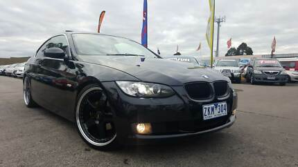 2007 BMW E92 325I COUPE 20INCH FRS ONE OF A KIND NAV TV RWC Maidstone Maribyrnong Area Preview