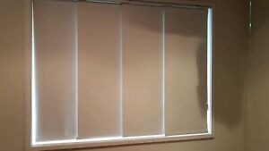 Verticle block out blinds windows sliding door used various sizes