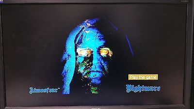 Nightmare Video Board Game Video Tape VCR VHS DVD