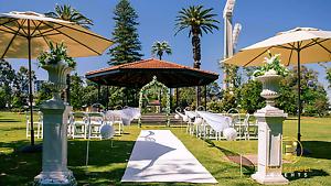 Wedding Ceremony Setup Perth Perth City Area Preview