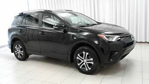 2017 Toyota RAV4 FEAST YOUR EYES ON THIS BEAUTY!! LE AWD SUV w/