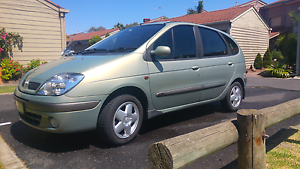 Renault Scenic 2003 manual for sale Maribyrnong Maribyrnong Area Preview