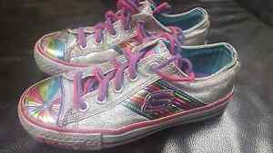Girls Sketchers size 13 Bethania Logan Area Preview