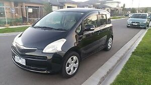 2007 Toyota Ractis. Disability vehicle wheelchair Roxburgh Park Hume Area Preview