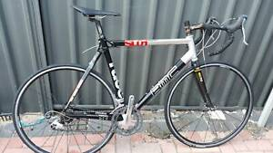 BMC SL01 CARBON FIBER ROAD RACER BIKE
