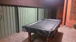 8./4 dynamic billiards slate pool table Craigieburn Hume Area Preview