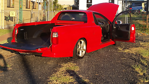 hsv maloo quick worked swap dual cab toyota hilux Berkeley Vale Wyong Area Preview