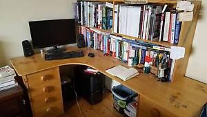 Large L-Shape Desk Kent Town Norwood Area Preview