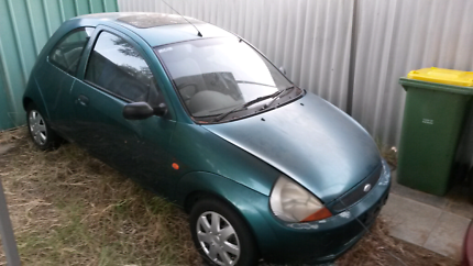 Ford Ka '99 FOR PARTS, 1.3L in running condition
