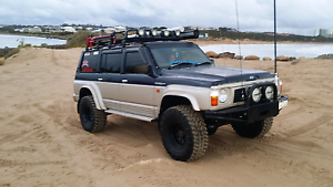 Swap gq patrol for dual cab Perth Perth City Area Preview